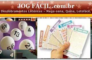 Jog Facil Desdobramentos Lotericos